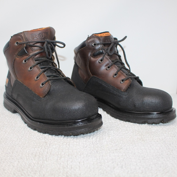 d6821a12ee29 Timberland PRO Rigmaster XT Steel Toe Boots Size 9.  M 5bc4b61f194dadbc87dc9184